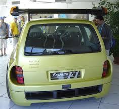 Renault Espace V10 F1 By Matra Autocar Regeneration