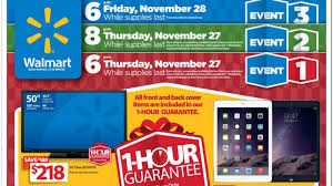 walmart thanksgiving holiday hours look walmart releases black friday ad sales start at 6 p m on