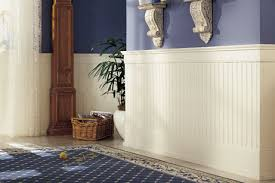 dining room breadboard wainscoting off white home pinterest