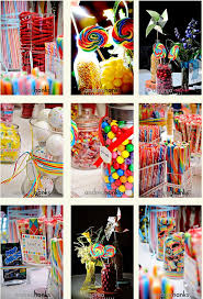 Candy Themed Centerpieces by 58 Best Candy Theme Images On Pinterest Candy Land Party