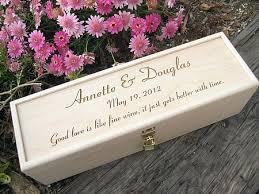 wine box wedding ceremony wedding ceremony idea wine box ceremony shop daily
