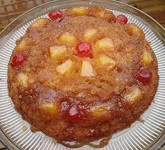 pineapple upside down cake in a cast iron skillet amanda u0027s cookin u0027