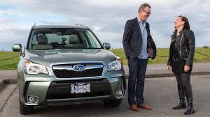 subaru forester 2016 green ceos in cars with carolyn tuckwell in the 2015 subaru forester xt