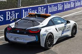 modified bmw i8 i8 formula e safety car new aero package preview for i8 s