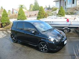 convershion 2008 honda fit specs photos modification info at