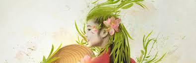 cara membuat watercolor abstrak dengan photoshop bagaimana cara membuat potret abstrak wanita vietnam dalam adobe