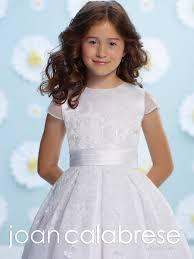 joan calabrese communion dresses joan calabrese 116376 flower girl dress madamebridal