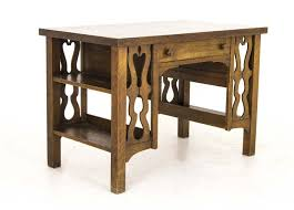 Arts And Crafts Writing Desk Writing Desk Mission Furniture Arts And Crafts Movement
