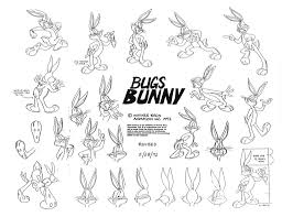 bugs bunny model sheet ver 5 by guibor d70tiwn jpg 1 024 791