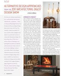 architectural digest home design show made press u2014 feyz