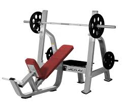 buy jerai fitness super bench 60x25 inches online at low prices
