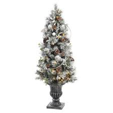 Potted Christmas Trees For Sale by Battery Operated Christmas Tree Christmas Lights Decoration