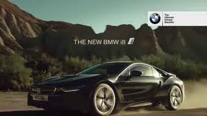 bmw ads bmw i8 curiosity advert youtube