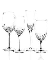 combine wedding registries waterford barware available at macy s barware