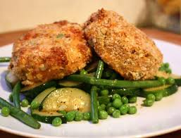 salmon and sweet potato fish cakes whilst the summer u0027s still with