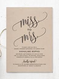 wedding shower invitation best 25 bridal shower invitations ideas on bridal