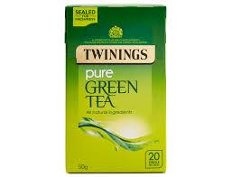 green tea 20 single tea bags green tea