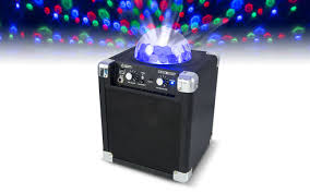 ion portable speaker system with party lights ion house party disco light not working