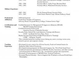 Military Experience Resume 100 Usmc Professional Resume Job Duties Marine Biologist