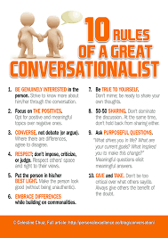 Best Resume Qualities by Qualities Of Good Conversationalists
