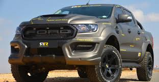 south africa u0027s fastest bakkie is the new v8 ranger