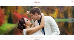 wedding site wedding website support