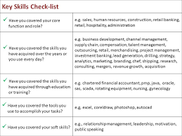 key skills for a resume u2013 job resume example