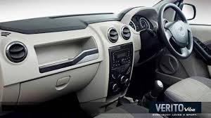 Mahindra Reva E20 Interior Mahindra E Verito Launched In India Every Detail Here