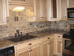 Backsplash With White Kitchen Cabinets - kitchen stone backsplash lowes glass tile backsplash kitchen