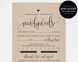 wedding mad lib template wedding mad libs mad lib printable wedding advice mad lib