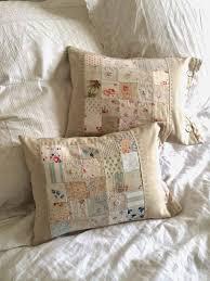 copriletti romantici romantici cuscini con riporti in tessuto provenzale il tema di