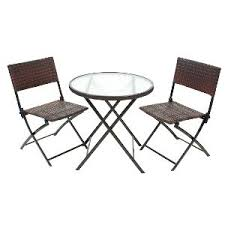 Folding Bistro Table And 2 Chairs Rc Willey Sells Patio Sets Porch Furniture U0026 Pool Chairs