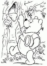 98 winnie pooh images coloring