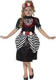 Halloween Costumes Girls Age 10 12 12 Sugar Skull Costumes Halloween Los Muertos
