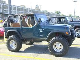dark green jeep wrangler 2000 jeep wrangler dark green svr 2003 ww wd proc fotos de carros