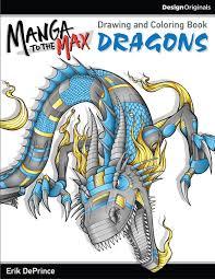 manga to the max dragons fox chapel publishing