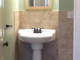 modern pedestal sinks for small bathrooms pedestal sinks for small bathrooms sinks for small bathrooms small