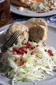 oktoberfest menus and recipes german style cabbage salad with bacon foodal