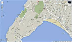 Mumbai India Map by Haunted India Grand Paradi Towers Malabar Hill Mumbai