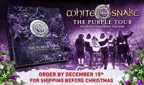 purple photo album the purple tour a photographic journey whitesnake official site