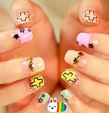 nail designs round tip nail arts