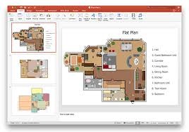 make a floor plan how to make a powerpoint presentation of a floor plan using