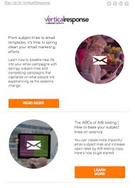 the 9 emails your business should be sending verticalresponse blog