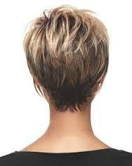 side view of blended wedge haircut angel cut hairstyle wedge haircut haircuts and shorts