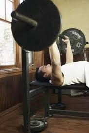 A Good Bench Press Weight Pat Casey Old Pinterest Muscles