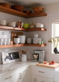 corner storage cabinet in kitchen 25 corner shelves ideas to improve kitchen storage and look