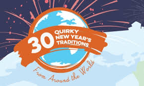30 new year s traditions from around the world