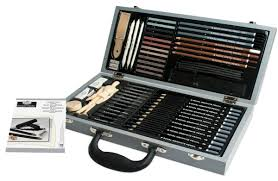 amazon com royal u0026 langnickel deluxe sketching artist box set