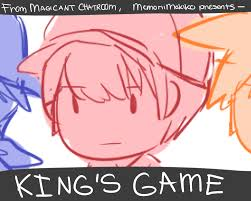 video mother magicant chatroom s king u0027s game by memoriimakiko