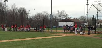 J Homer Ball Funeral Home by Piscataway Chiefs Fall To Edison Eagles 5 3 In Gmc Baseball Action